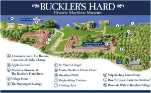 Bucklers Hard Maritime Museum